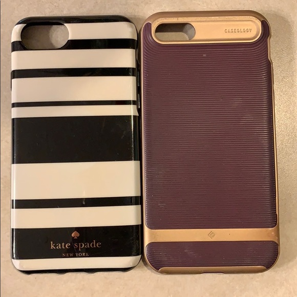 kate spade Accessories - Bundle of iPhone 7 cases